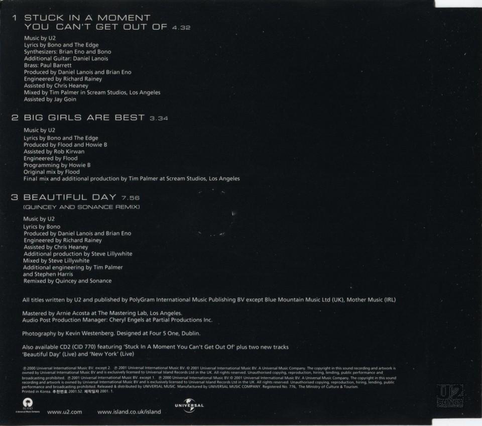 u2songs | U2 -