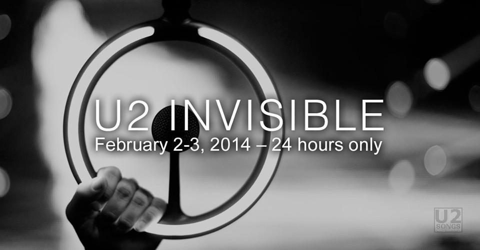 u2 invisible flac