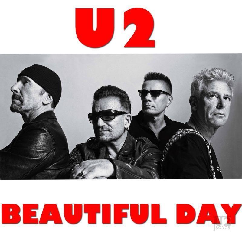 u2songs | U2 - Beautiful Day Digital Compilation Album