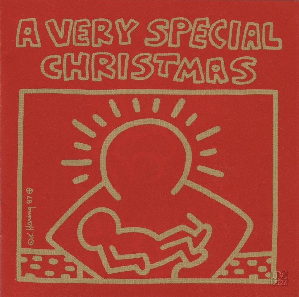 A Very Special Christmas.U2songs Various Artists A Very Special Christmas Album