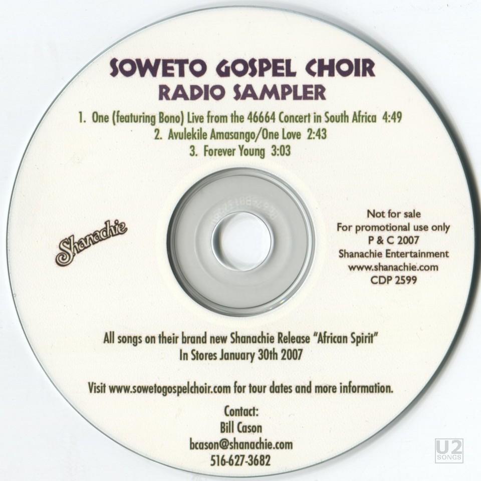 "Soweto Gospel Choir - ""African Spirit Radio"