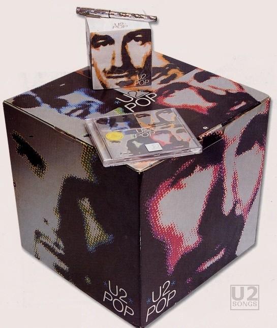 POP Cube