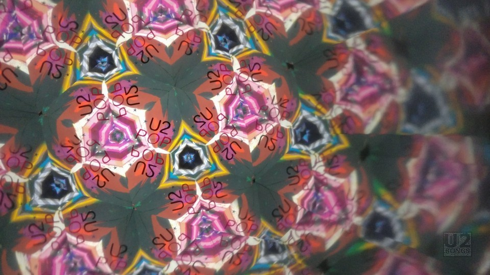 Staring at the Sun Kaleidoscope