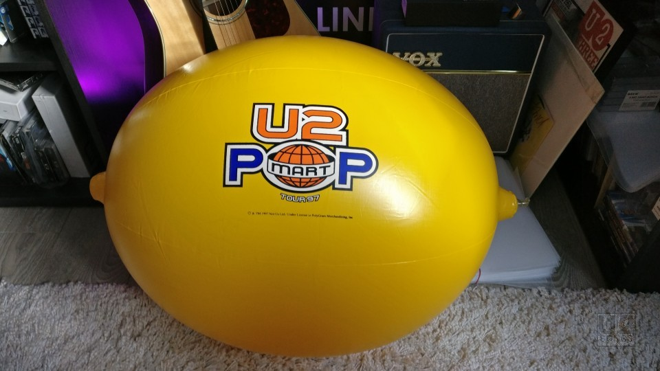 POPmart Inflatable Lemon