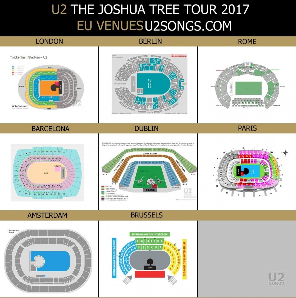 u2songs u2 the joshua tree tour 2017 questions and answers. Black Bedroom Furniture Sets. Home Design Ideas
