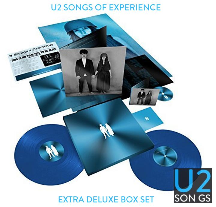 Songs of Innocence Extra Deluxe Edition