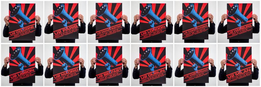 u2songs | #U240: Celebrating 40 years of U2 |